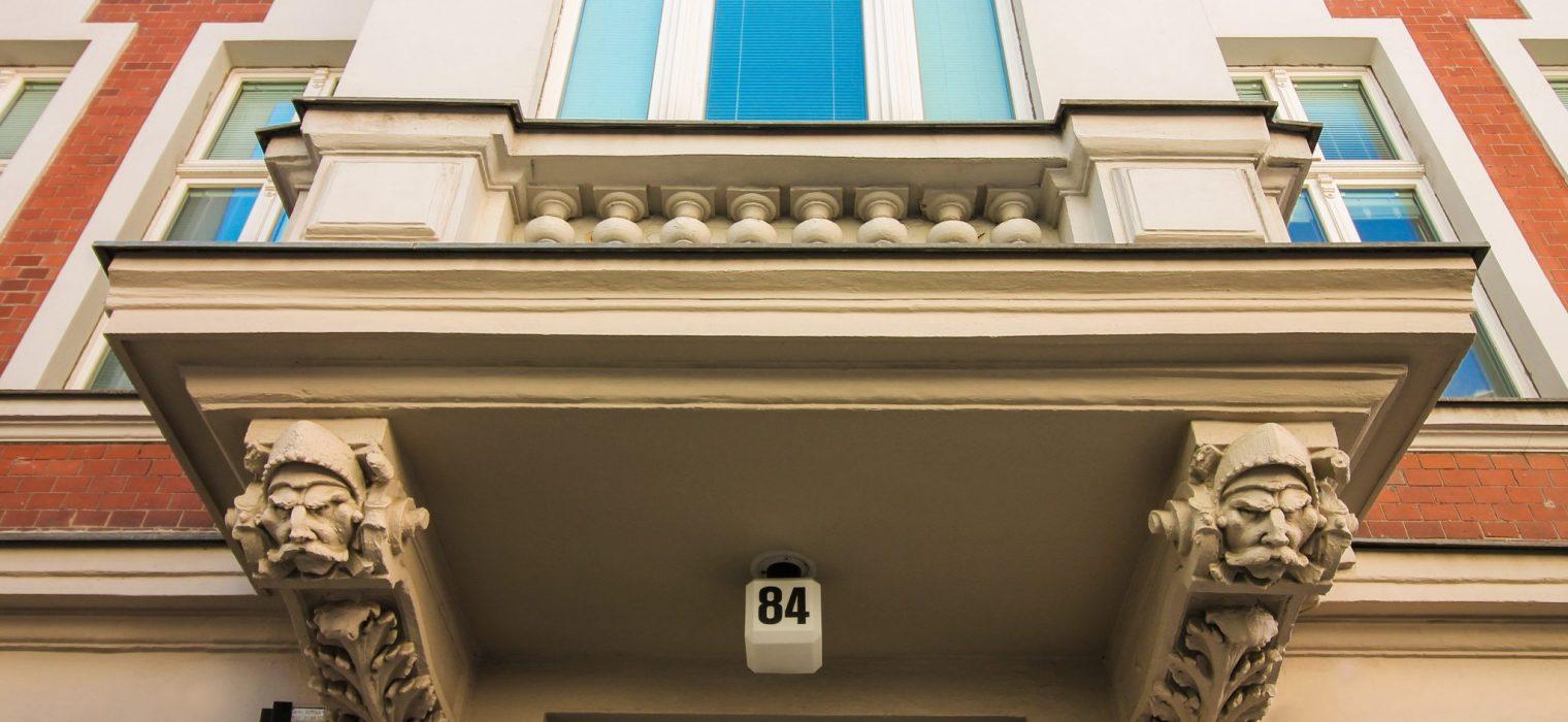 Oranienburger Straße 84