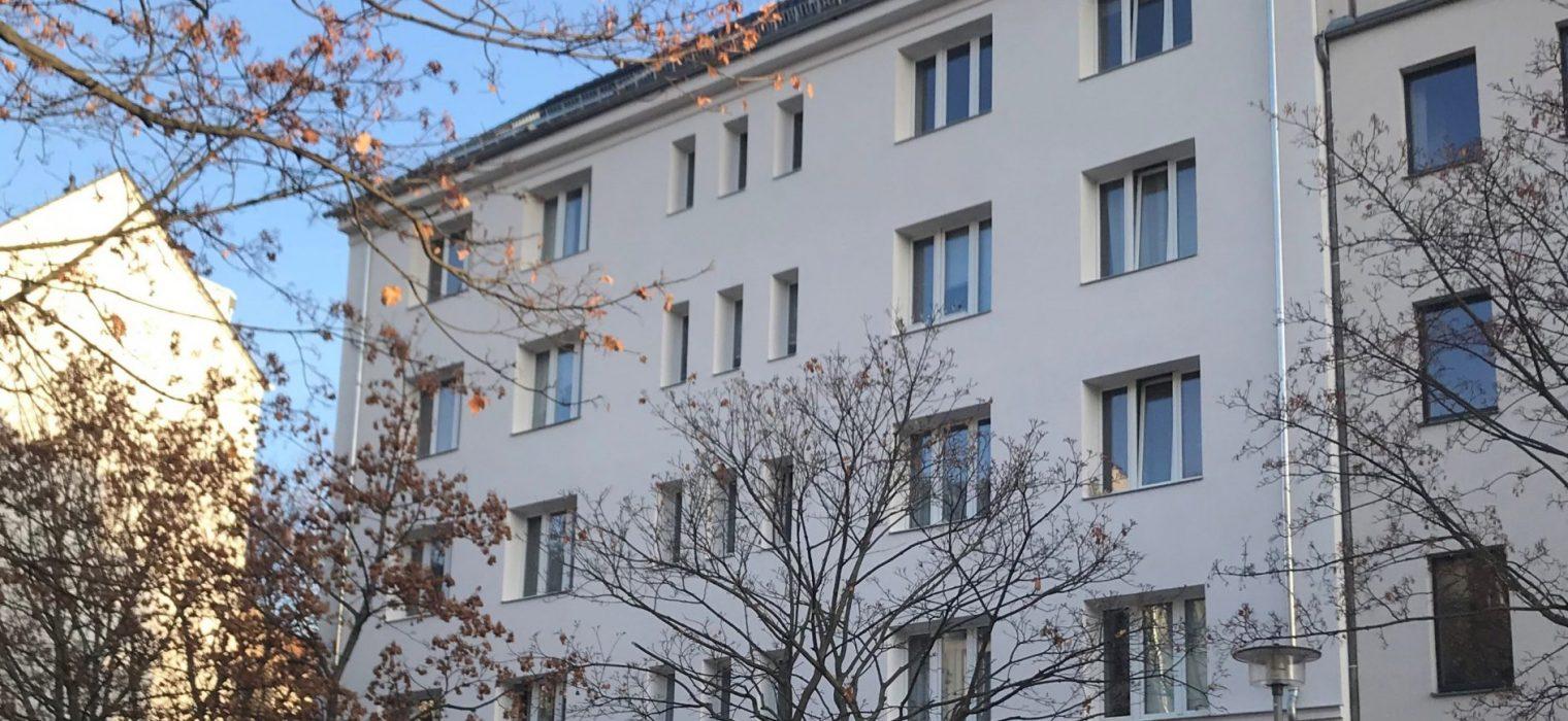 Strelitzer Straße 10/11+13