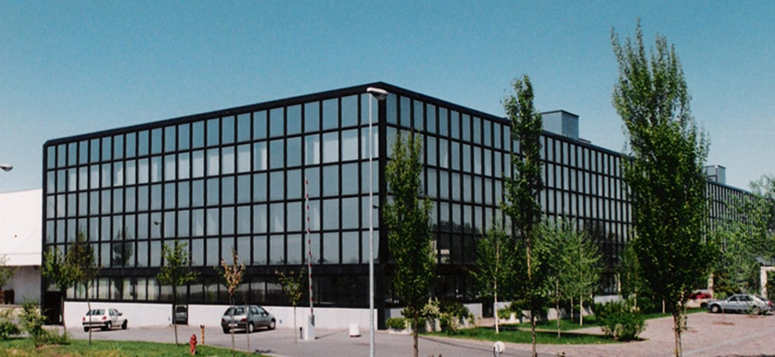 DHL Logistikzentrum
